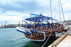 "Яхта ""ROYAL MARIS"""