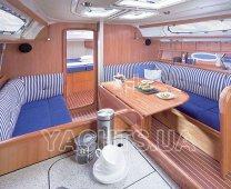 """Яхта """"Bavaria 38"""""""