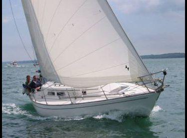 Аренда яхты Картер 30 в Одессе - Yachts.ua
