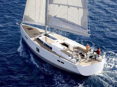 Аренда яхты Hanse 540 в Одессе - Yachts.ua