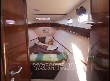 Носовая каюта на яхте Адмирал - Yachts.ua