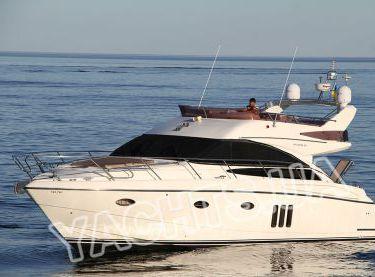 Внешний вид яхты Принцесс 50 в Одессе - Yachts.ua