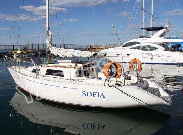 Аренда яхты София в Одессе - Yachts.ua