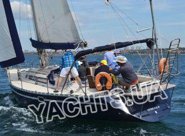 Аренда яхты Бенету Фёрст 38 в Одессе - Yachts.ua