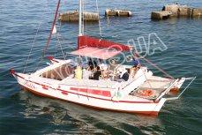 Аренда яхты Аладдин в Одессе - Yachts.ua