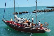 Аренда яхты Конрад 45 в Одессе - Yachts.ua
