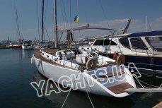 Аренда яхты Р15 в Одессе - Yachts.ua