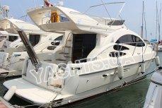 Аренда яхты Азимут 39 в Одессе - Yachts.ua