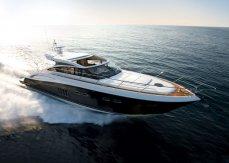 Аренда яхты Принцесс v62 в Одессе - Yachts.ua