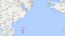 Расположение острова Змеиный на карте - Yachts.ua