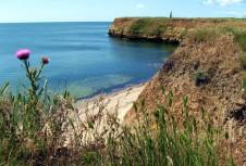 Остров Березань в Черном море - Yachts.ua